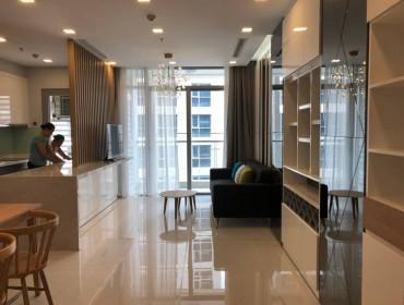 Bán căn hộ Vinhomes Central Park 2 Phòng Ngủ Quận Bình Thạnh toà Park 7 full nội thất bao phí 5 tỷ8