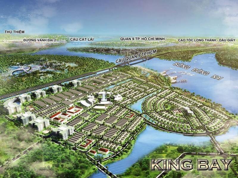 Dự Án Đất Nền King Bay Nhơn Trạch Đồng Nai - Bảng Giá 2020