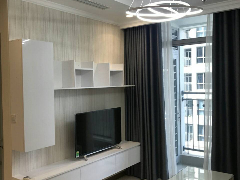 Apartment Vinhomes Central Park 2 bedrooms, high floor Landmark 6 full amenities price $ 1100 cost