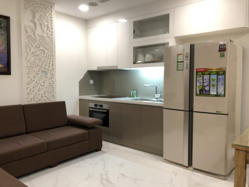 Cho Thuê Căn Hộ Landmark 81 Vinhomes Central Park 1 Phòng Ngủ - Giá 1250 USD