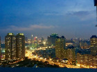 Cho thuê căn hộ Vinhomes Central Park 1 phòng ngủ Officetel toà Landmark 3  Full nội thất giá 950$ bao phí