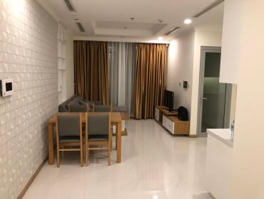 Cho thuê căn hộ Vinhomes Tân Cảng 2 phòng ngủ  toà Landmark  Full nội thất giá 1000$ bao phí
