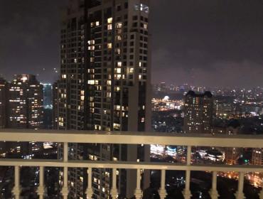 Cho Thuê Vinhomes Central Park 3 Phòng Ngủ Toà Landmark 3 Nội Thất Cơ Bản Giá 1100 KBP
