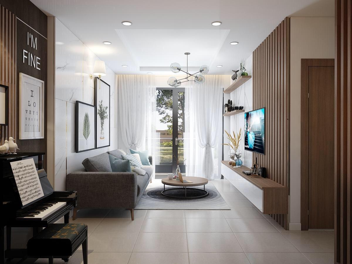 Thiết kế căn hộ Hà Đô Centrosa