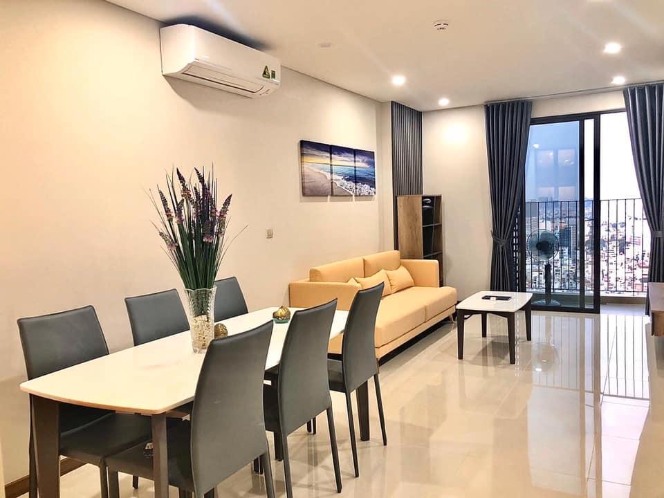 Nội thất bán căn hộ Hà Đô Centrosa