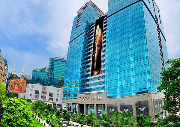 Trung tâm Vincom Đồng Khởi