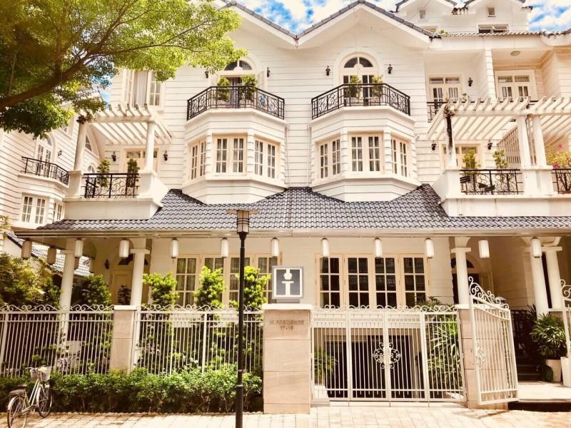 Cho Thuê Biệt Thự Sài Gòn Pearl Quận Bình Thạnh