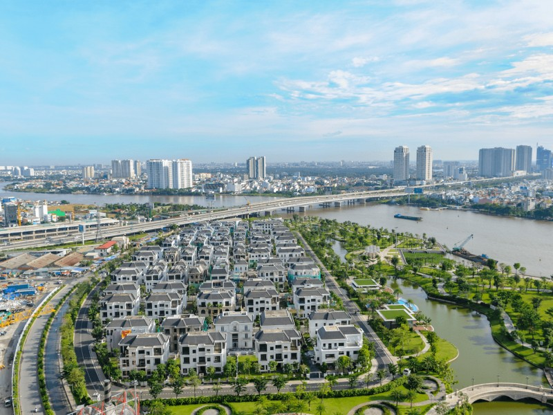 Villas Biệt Thự Vinhomes Central Park | Giá Bán & Chuyển Nhượng