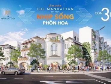 Bảng giá Cho Thuê Biệt Thự Villas Vinhomes Grand Park Quận 9 - Manhattan Glory