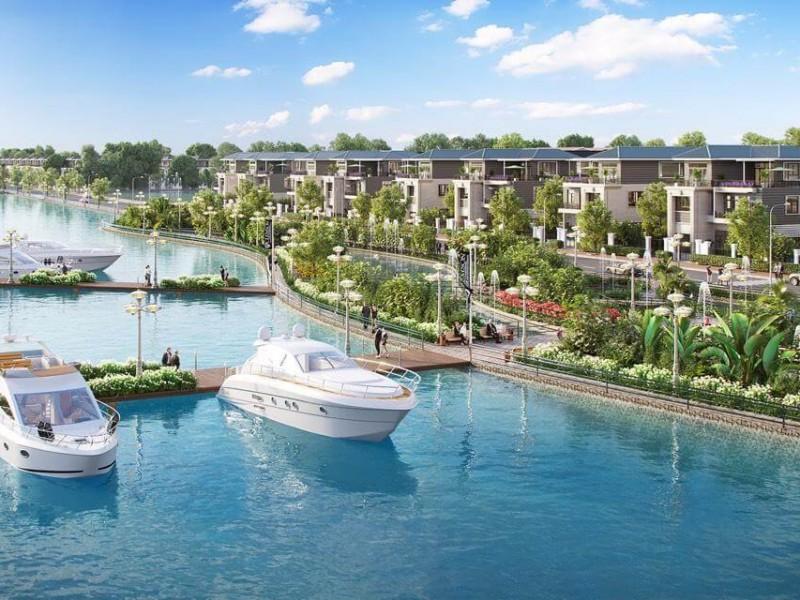 Bán Nhà Phố King Bay Nhơn Trạch Đồng Nai