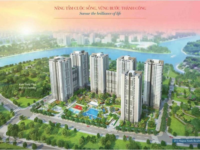 Căn Hộ Saigon South Residences - Nhà Bè