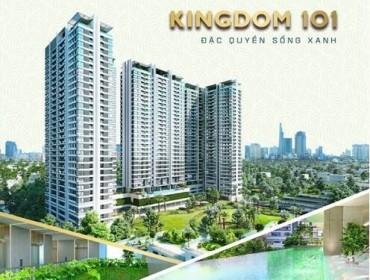 Bảng Giá Cho Thuê Căn Hộ Chung Cư Kingdom 101 Quận 10