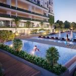 Bán căn hộ chung cư Saigon Gateway 2 phòng ngủ giá tốt