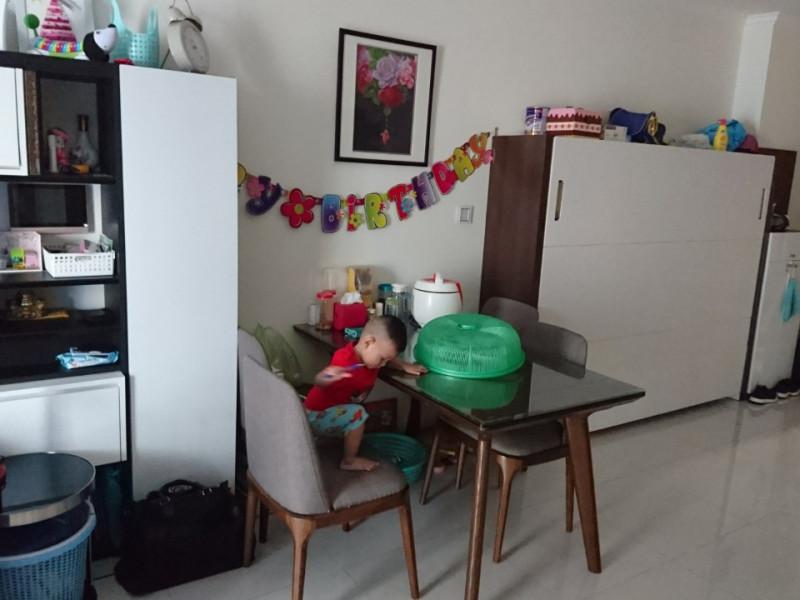 Vinhomes Central Park apartment for rent one bedroom apartment Landmark 1 full furniture cost $ 800