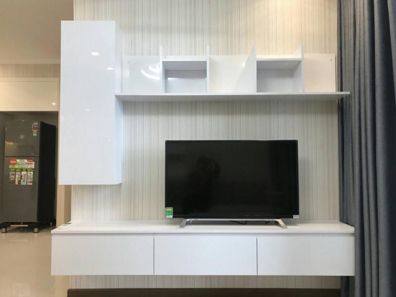 Apartment Vinhomes Central Park 2 bedrooms, high floor Landmark 6 full amenities price $ 1100 cost