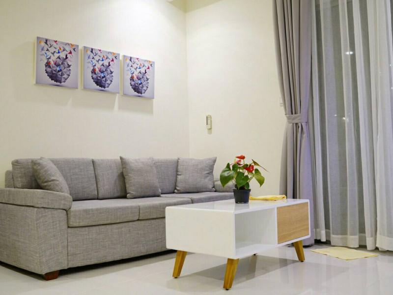 Cho Thuê Căn hộ Vinhomes Tân Cảng 3 Phòng Ngủ Tầng Cao Landmark1 nội thất đầy đủ giá 1290$ bao phí