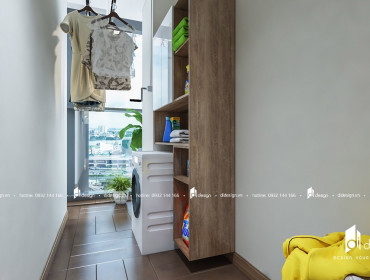 Cho Thuê Căn Hộ Landmark 81 Vinhomes Central Park 1 Phòng Ngủ - Giá 1400 USD