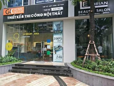 Bảng giá Cho thuê Shophouse Vinhomes Central Park mới nhất