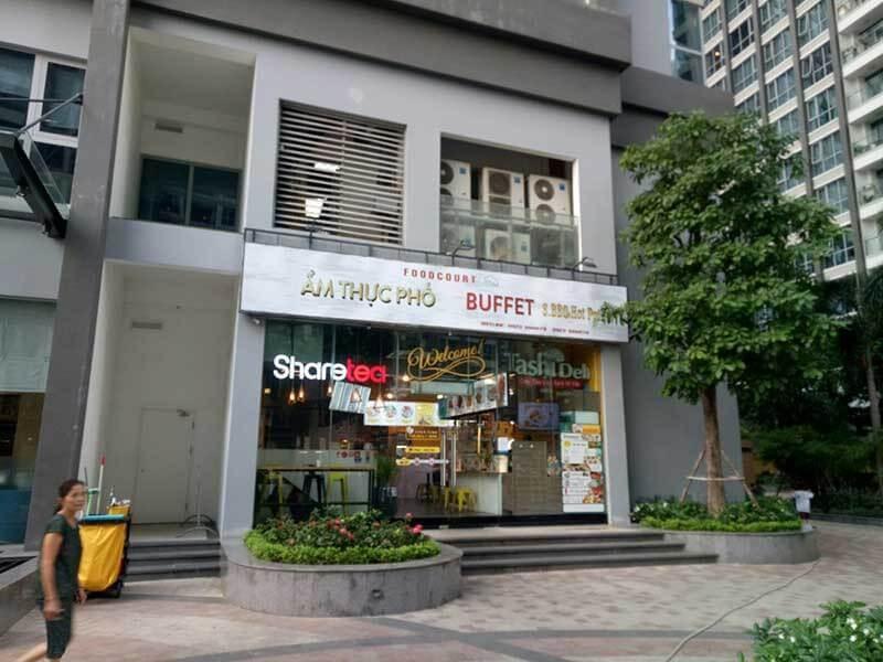 Bảng giá mua bán Shophouse Vinhomes Central Park Bình Thạnh