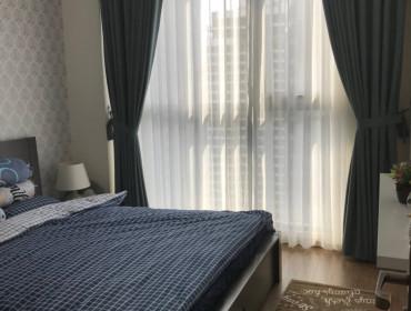 Cho thuê căn hộ Vinhomes Central Park 2 phòng ngủ toà Park 2 Full nội thất giá 1000$ không bao phí