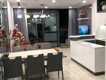 Cho Thuê Căn Hộ Vinhomes Ba Son Quận 1 2 Phòng ngủ Giá Tốt Nhất - Giá Thuê 1550 USD