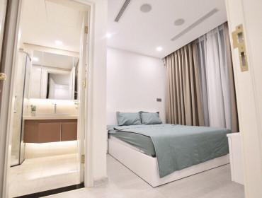 Cho Thuê Căn Hộ VInhomes Bason Quận 1 2 Phòng Ngủ Làm Văn Phòng - Gía Thuê 1300 USD