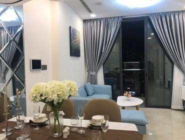 Cho Thuê Căn Hộ Vinhomes Golden River 2 Phòng Ngủ Đầy Đủ Nội Thất - Giá 1200 USD