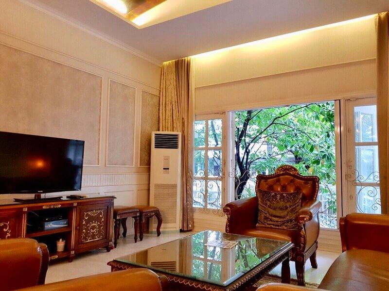 Giá cho thuê villas Saigon Pearl Q. bình Thạnh