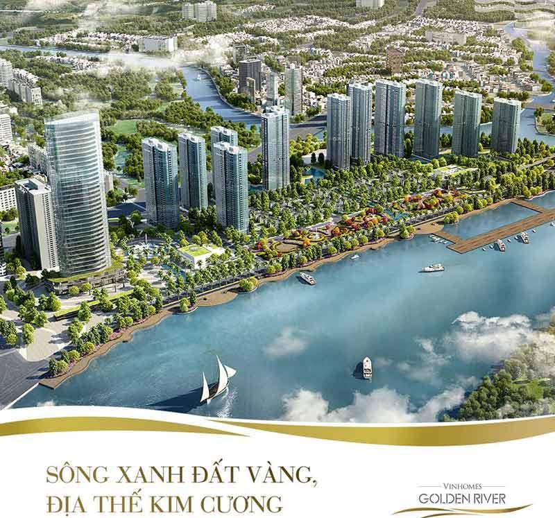 dự án vinhome golden river quạn 1