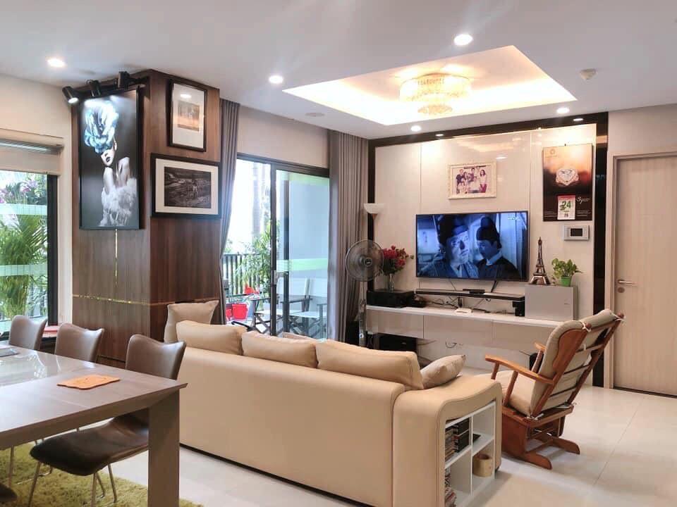 thiết kế căn hộ hợp lý và sang trọng