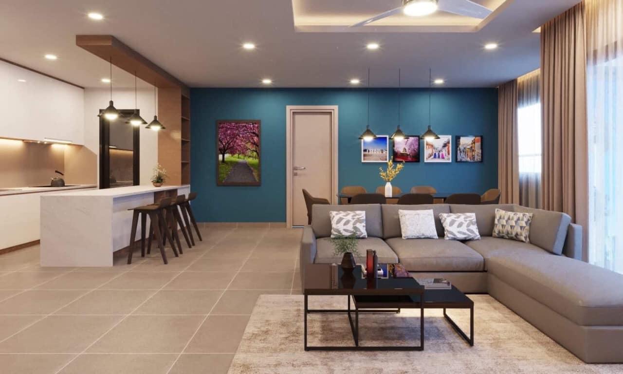 hình ảnh căn hộ newcity quận 2
