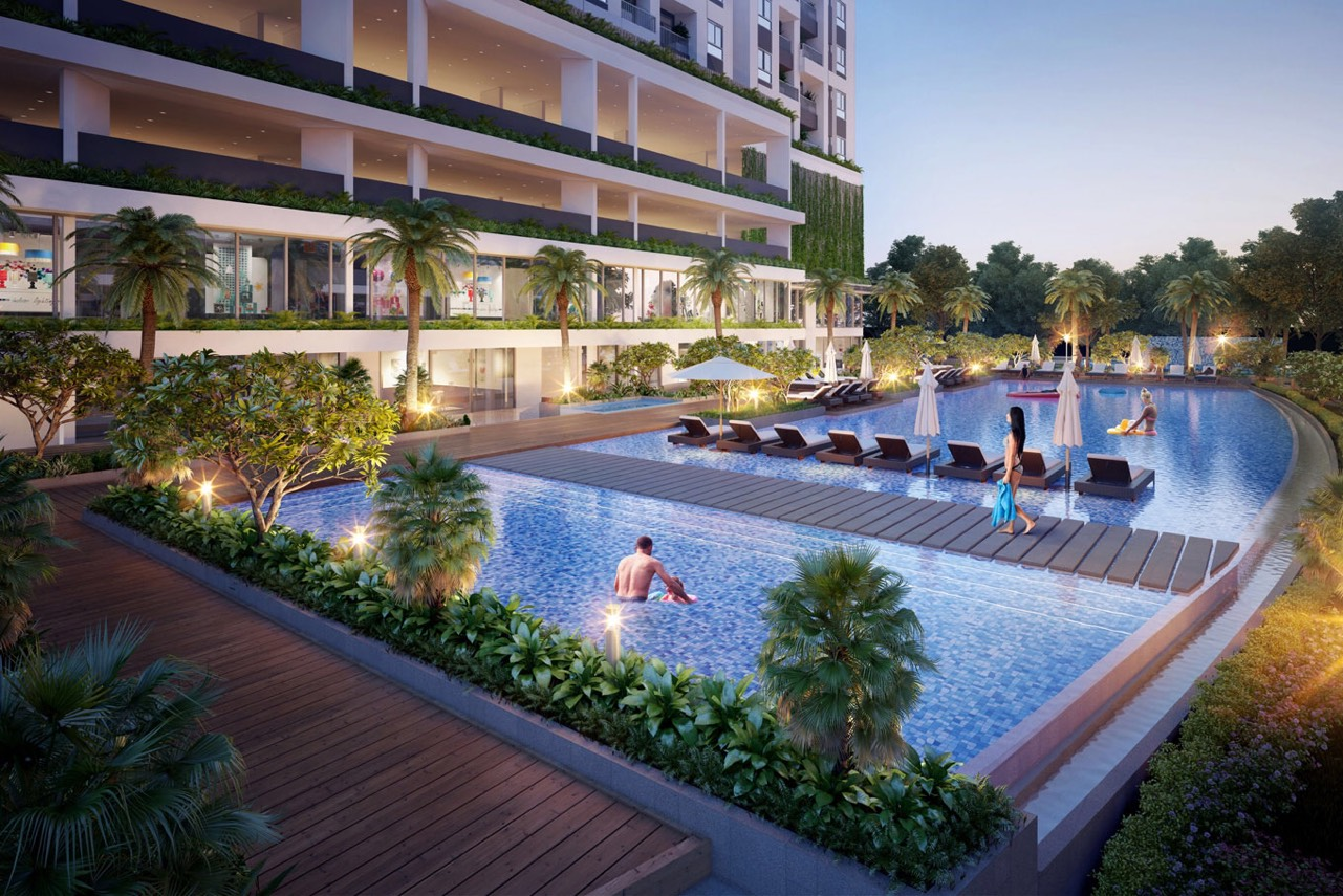 mua bán căn hộ Saigon Gateway Quận 9