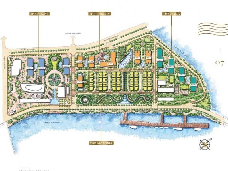 Bảng giá cho thuê căn hộ chung cư Vinhomes Golden River Quận 1