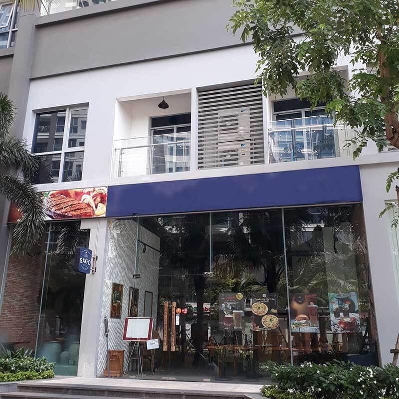 Bán Shophouse Vinhomes Tân Cảng