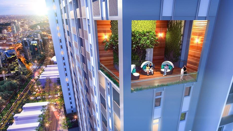 Tiện ích căn hộ Hà Đô Centrosa