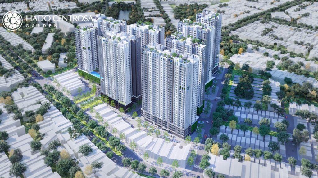 Dự án căn hộ Hà Đô Centrosa