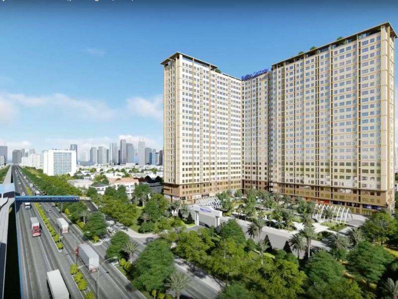 Dự án Căn Hộ Saigon Gateway Quận 9