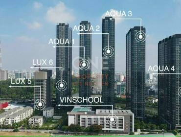 Cho Thuê Căn Hộ chung cư Vinhomes Golden River 2 phòng ngủ - Bảng giá 2021