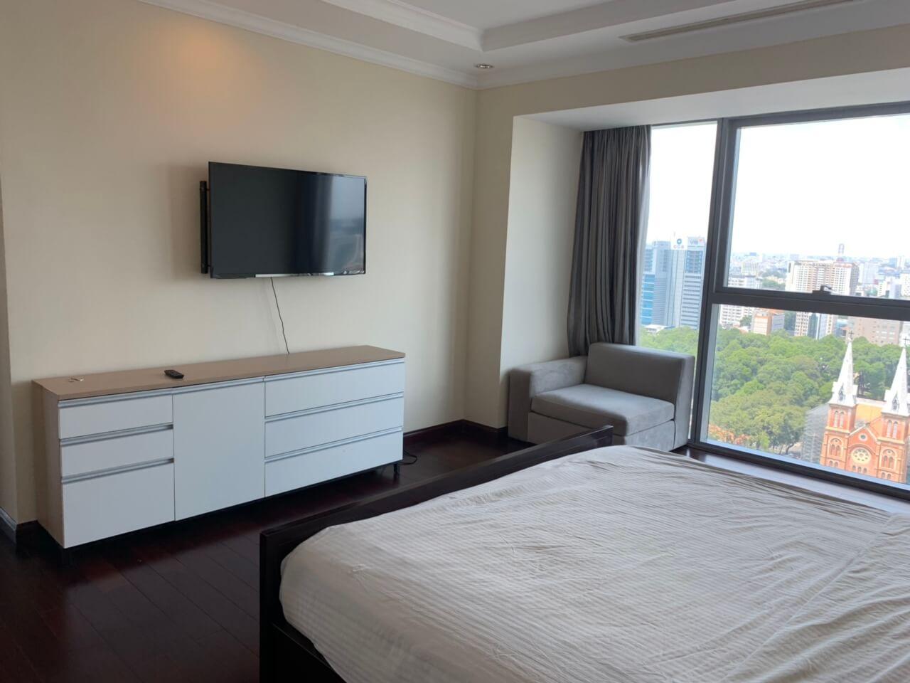 Tiện ích căn hộ Vinhomes Đồng Khởi