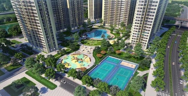 Tiện ích dự án Vinhomes Grand Park Q9